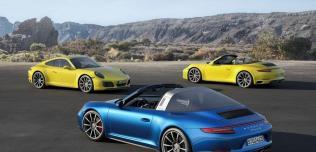 Porsche 911 Carrera i Targa
