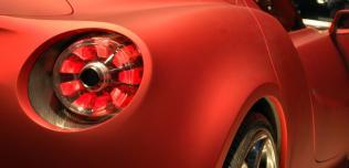 Alfa Romeo 4C Concept - Genewa 2011