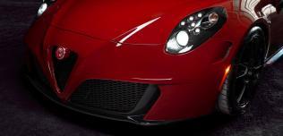 Alfa Romeo 4C Pogea
