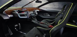 BMW 3,0 CSL Hommage Concept