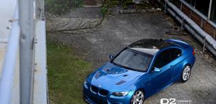 BMW M3 D2Forged Wheels