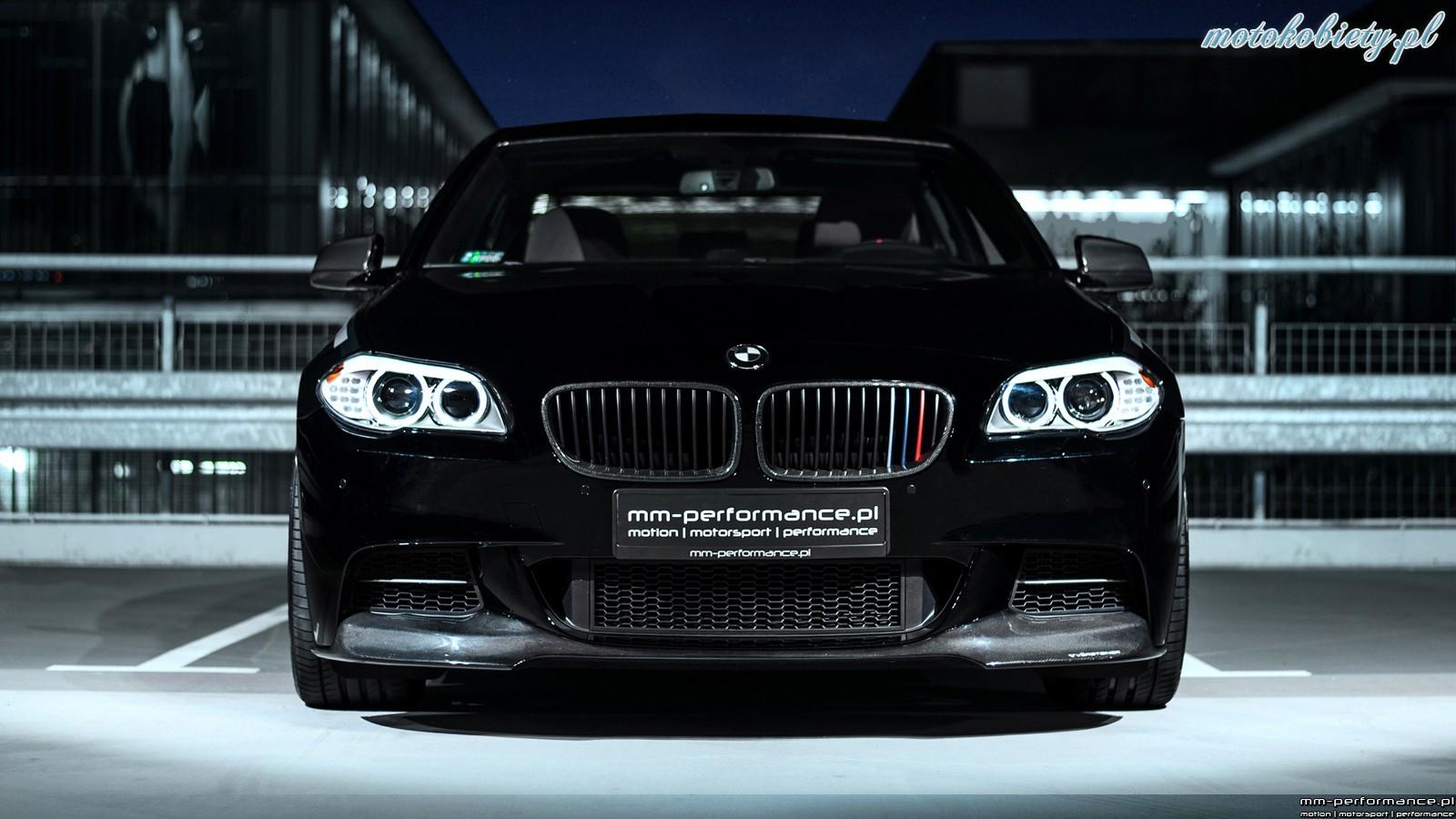 BMW M550d MM-Performance