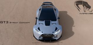 Mamba GT3 Street Concept