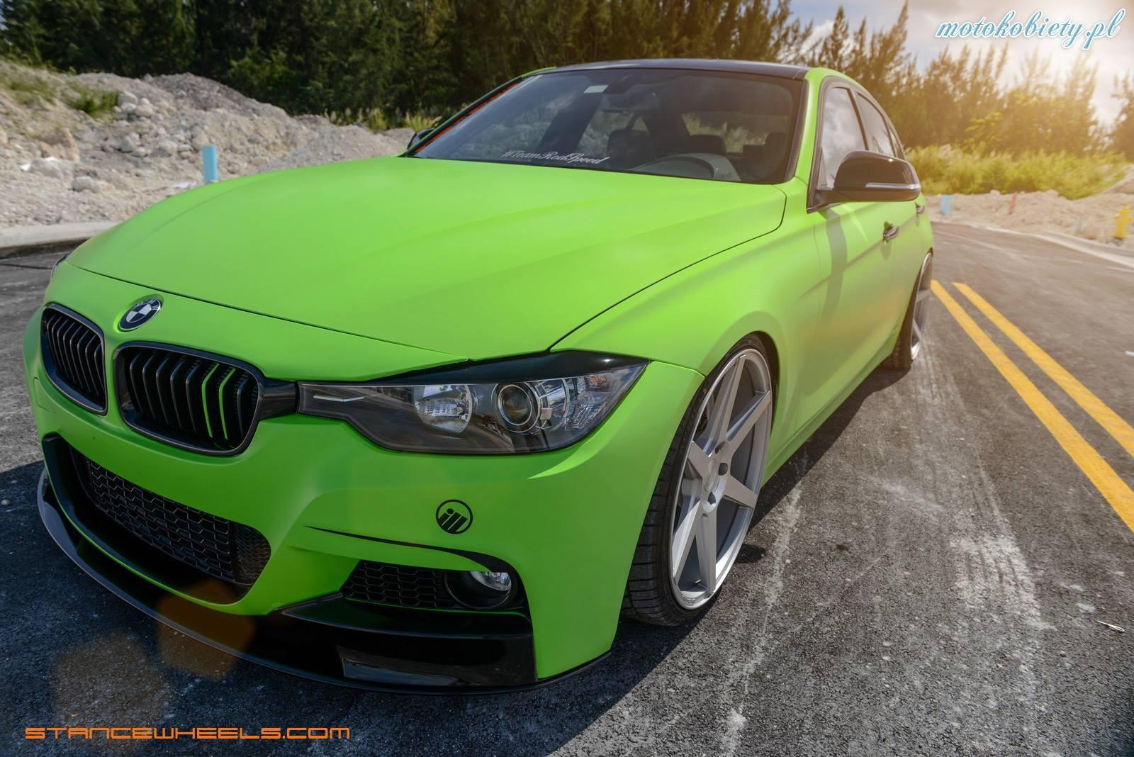 BMW 335i F30