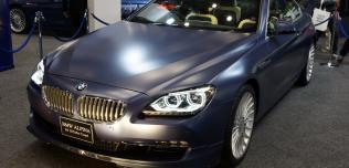 BMW Alpina B6 Turbo