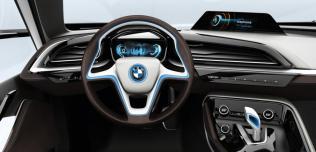 BMW-i8 Concept