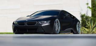 BMW i8 Vossen