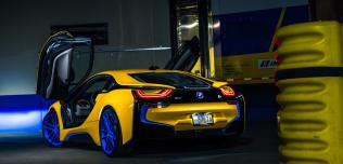 BMW i8 Turner Motorsport