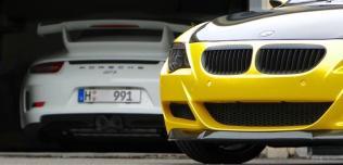 BMW M6 Fostla & PP-Performance