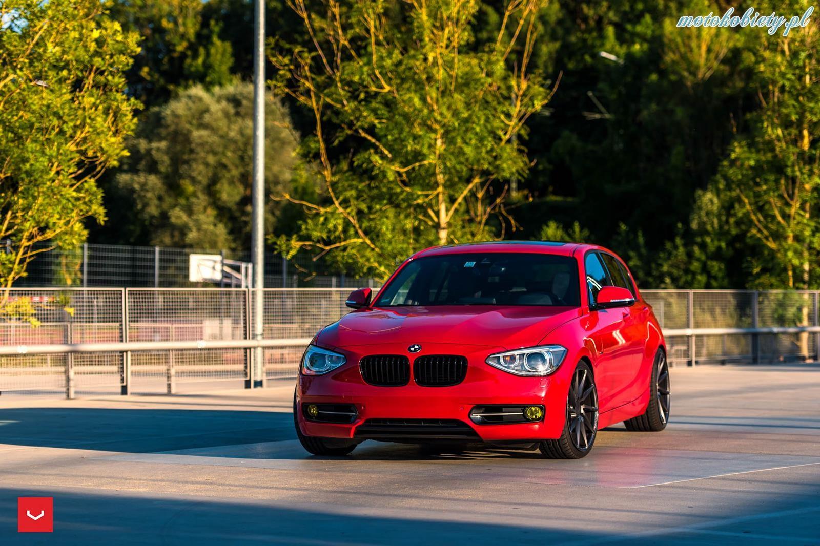 BMW serii 1 Vossen