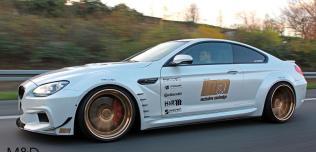 BMW serii 6 M&D