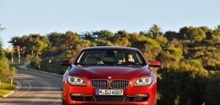 2012 BMW serii 6 Coupe