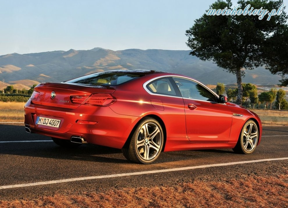 2012 BMW serii 6 Coupe