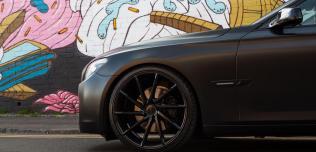 BMW 7 Vossen