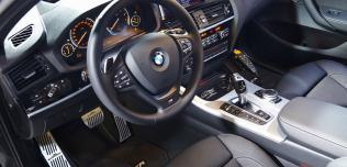BMW X4 POLICJA
