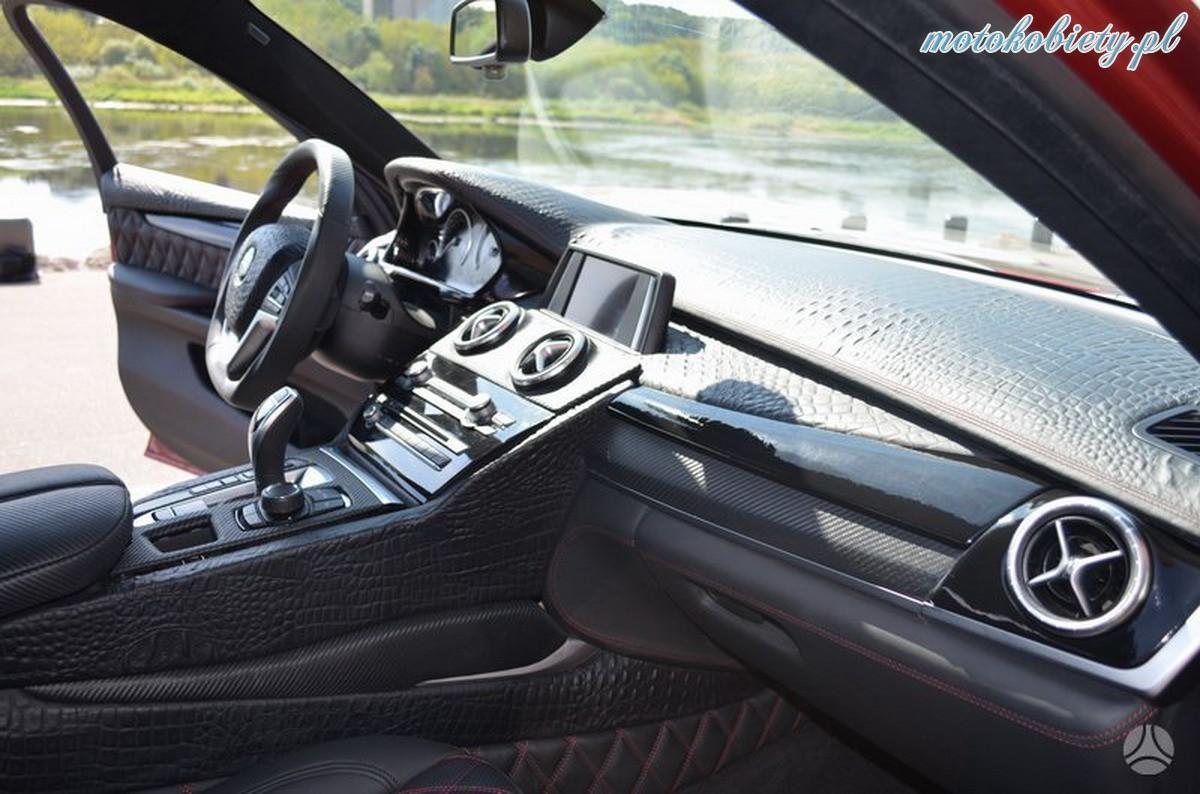 BMW X6 AG Alligator