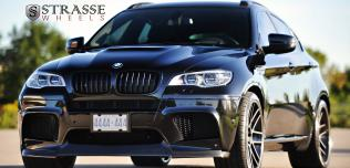 BMW X6M Strasse Forged Wheels