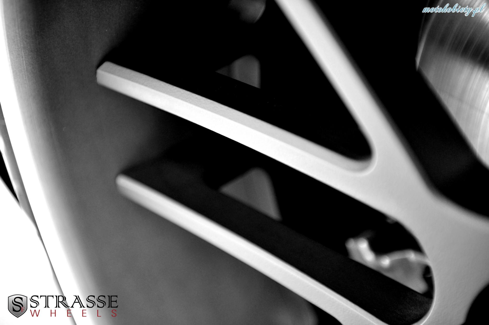 BMW X6M Strasse Forged Wheels