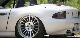 BMW Z3 Airlift Performance