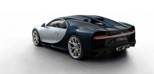 Bugatti Chiron Kolory