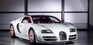 Bugatti Veyron Grand Sport Cristal Edition