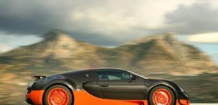 Bugatti Veyron Super Sport
