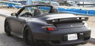 David Beckham Porsche