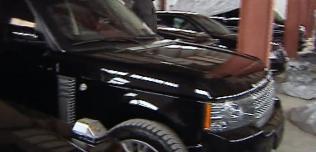 Kolekcja aut Janukowycza