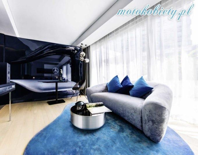 Apartament Mercedes Singapur