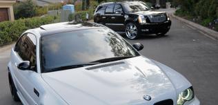 Cadillac Escalade BMW M3