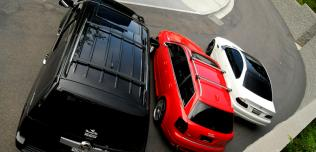 BMW M3 Audi S4 Cadillac Escalade