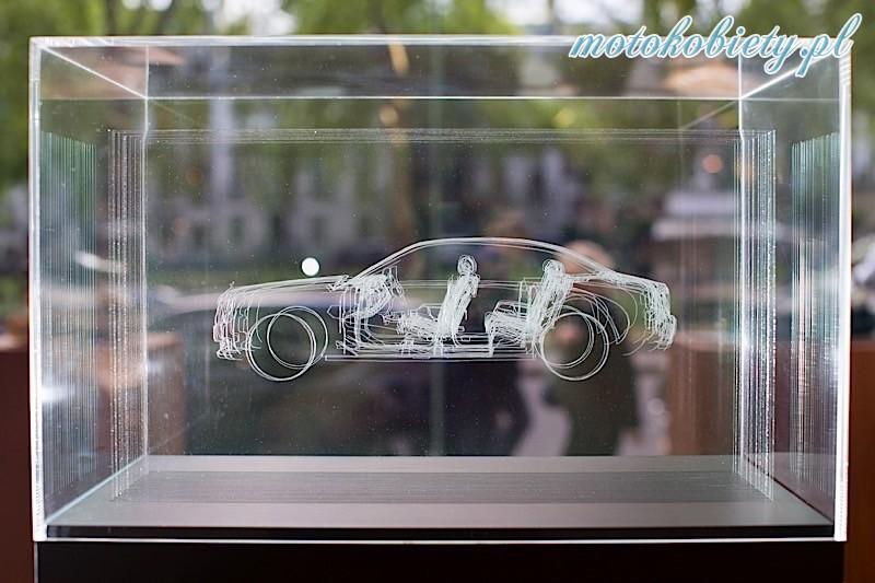 Rolls-Royce wystawa w Londynie