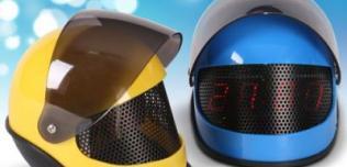 zegar motocyklisty