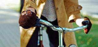 Ogrzewacze na chwyty rowerowe