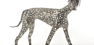 Unchained rzeźby Nirit Levav