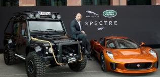 Jaguar Land Rover Spectre