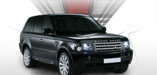 Range Rover Sport Burberry Carlex Design