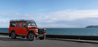 Land Rover Defender Limited Edition