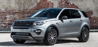 Land Rover Discovery Sport Kahn Design