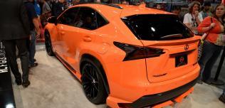 Lexus NX200t F Sport Elite Motorworks