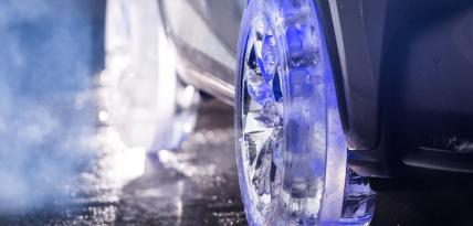 Lexus lodowy