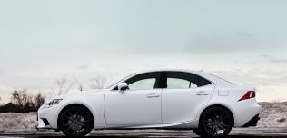 Lexus IS250 Concavo Wheels