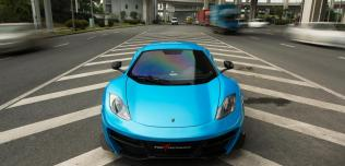 McLaren MP4-12C Vossen
