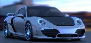 Porsche 911 Anibal Automotive Design