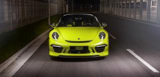 Porsche 991 Targa TechArt