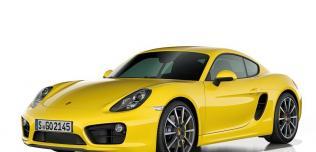 Porsche Cayman 2013