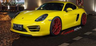 Porsche Cayman S ADV.1