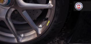 Porsche 918 Spyder HRE Wheels