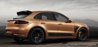 Porsche Macan URSA Top Car