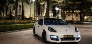 Vorsteiner Porsche Panamera S  R\'s Tuning